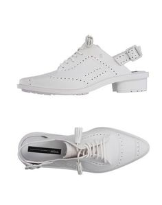 Обувь на шнурках Melissa + Alexandre Herchcovitch