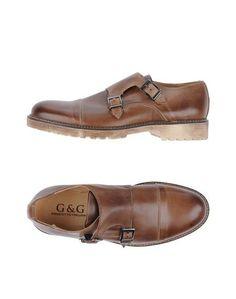 Мокасины G&G