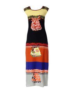 Длинное платье Save THE Queen