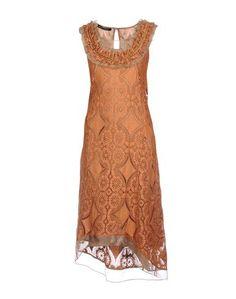 Платье длиной 3/4 Paola Frani