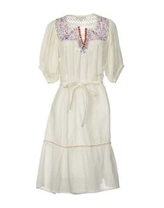 Платье до колена Christophe Sauvat