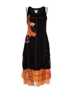 Платье длиной 3/4 Fuego Woman