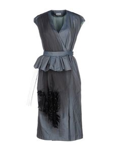 Платье длиной 3/4 Dries Van Noten