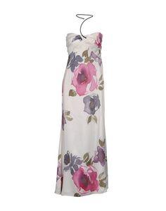 Длинное платье Giorgio Armani