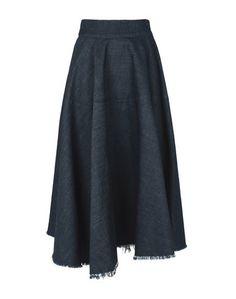 Джинсовая юбка 8