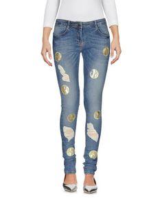 Джинсовые брюки Cristina Gavioli Jeans