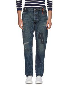 Джинсовые брюки Maurizio Massimino