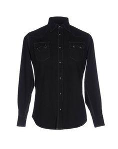 Джинсовая рубашка Master Coat