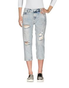 Джинсовые брюки-капри Silvian Heach