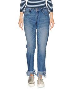 Джинсовые брюки-капри Only