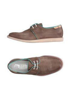 Обувь на шнурках Monoway