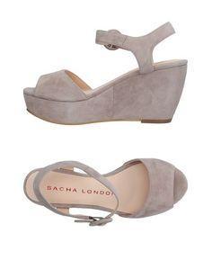 Сандалии Sacha London