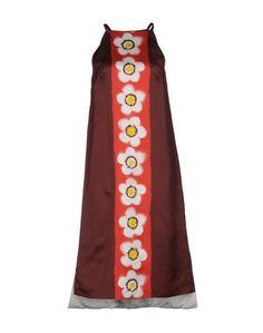 Платье длиной 3/4 Miu Miu