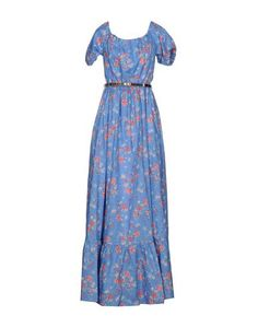 Длинное платье Alexander Terekhov