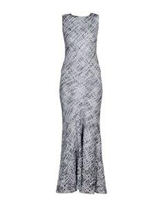 Длинное платье PE' DE Chumbo