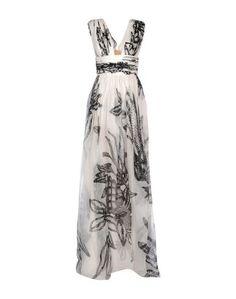 Длинное платье Maria Lucia Hohan