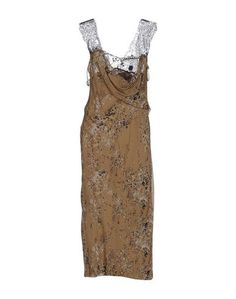 Платье длиной 3/4 Angelos Frentzos