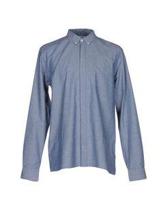 Джинсовая рубашка Ontour