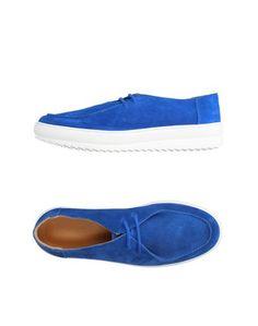 Низкие кеды и кроссовки Emporio Armani