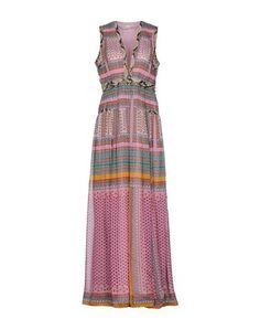 Длинное платье Diane von Furstenberg