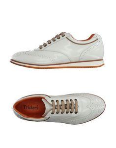 Низкие кеды и кроссовки Trickers