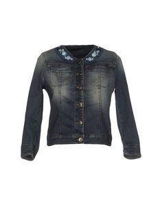 Джинсовая верхняя одежда Sisley