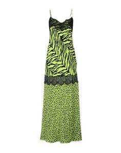 Длинное платье Moschino Cheapandchic