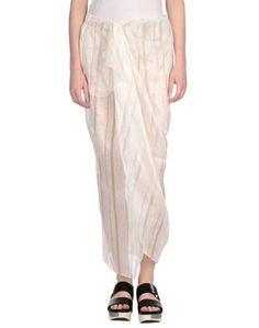 Длинная юбка Baja East