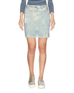 Джинсовая юбка Roberto Cavalli