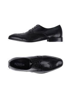Обувь на шнурках Thompson
