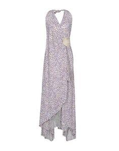 Платье до колена Ungaro Fuchsia