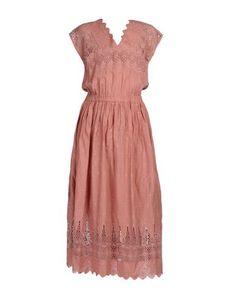 Платье длиной 3/4 Ulla Johnson