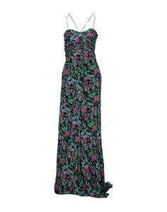 Длинное платье Ungaro Fuchsia