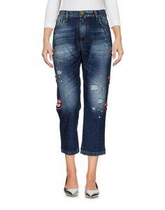 Джинсовые брюки Frankie Morello