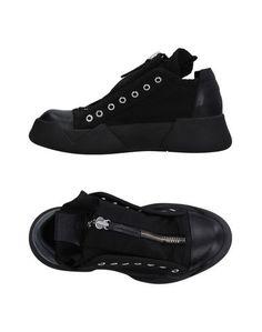 Низкие кеды и кроссовки Cinzia Araia