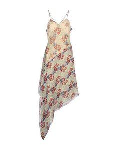 Платье до колена Kenzo DefilÈ