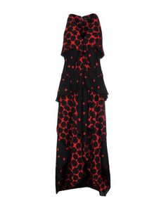 Длинное платье Proenza Schouler