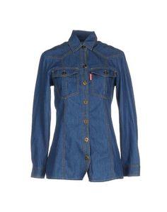 Джинсовая рубашка Toscana