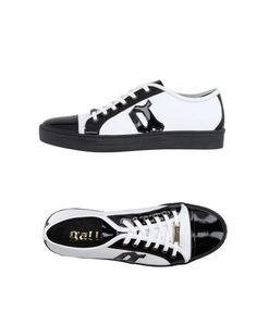 Низкие кеды и кроссовки Galliano