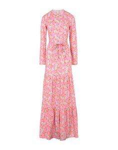 Длинное платье Ines DE LA Fressange