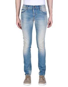 Джинсовые брюки Antony Morato