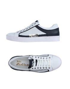 Низкие кеды и кроссовки John Galliano