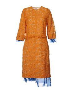 Короткое платье Michael VAN DER HAM