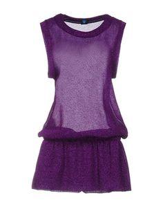 Короткое платье I Love POP