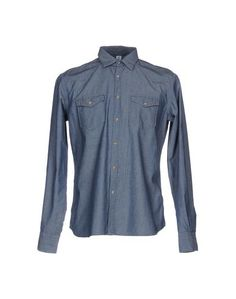 Джинсовая рубашка Etichetta 35
