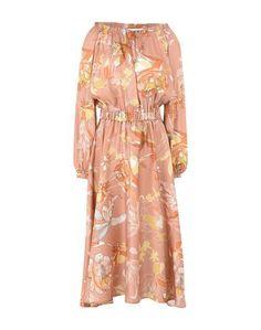 Платье длиной 3/4 8
