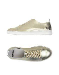 Низкие кеды и кроссовки Pantone Universe Footwear
