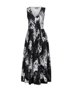 Длинное платье Preen By Thornton Bregazzi