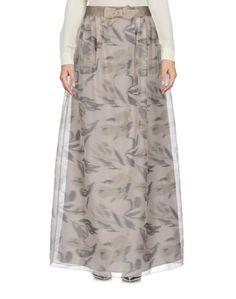 Длинная юбка Armani Collezioni