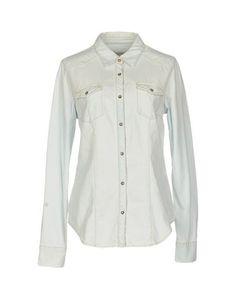 Джинсовая рубашка Memorys LTD